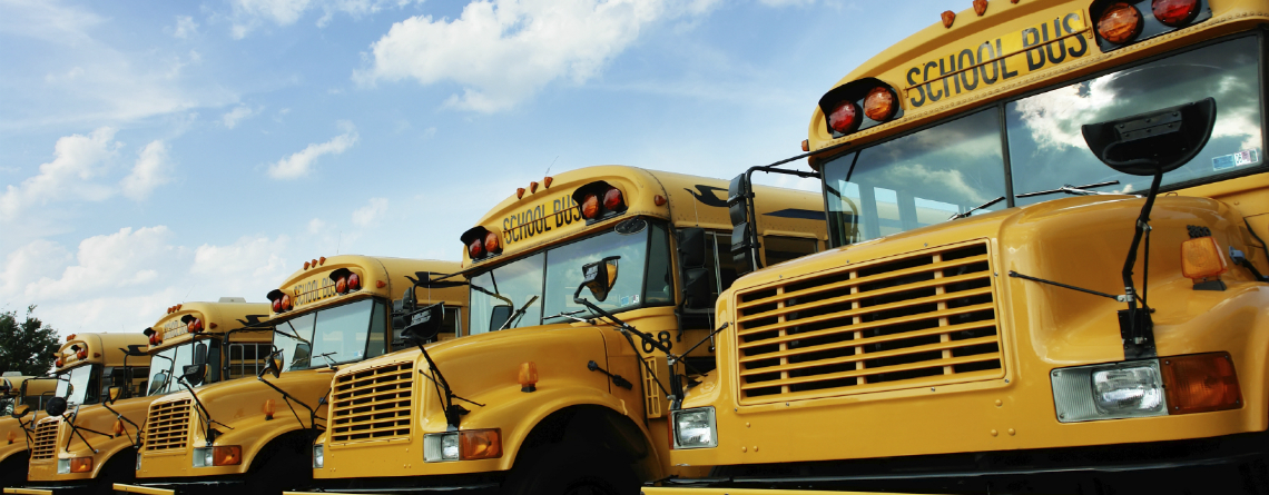 Stay Safe During School Bus Evacuation Tests