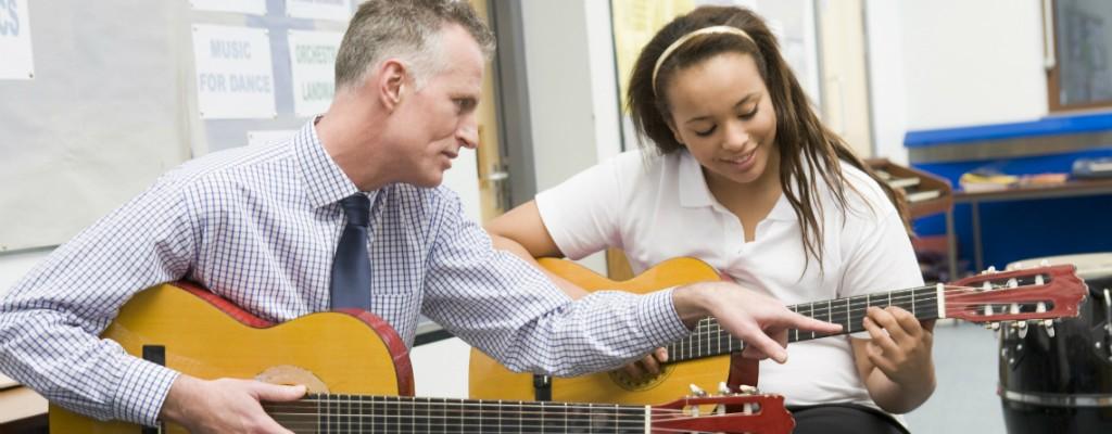 Protecting Music Teachers' Hearing