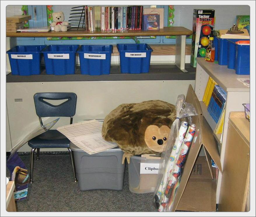 Classroom Clutter