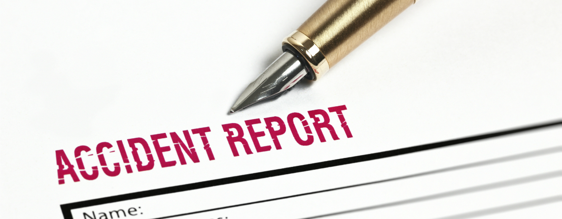 Revised Accident and Claim Reporting Process